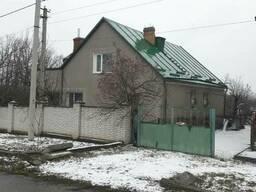 Продам дом 196 м. кв и лес 20 соток с. Соколовское