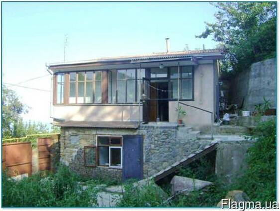 Продам дом 80 кв.м. на зем. участке 9 сот Малый Маяк Алушта