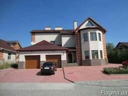 Продам дом с дизайн.ремонтом, в коттеджн.городке дубровка