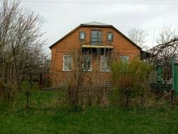 Продам дом в живописном месте на берегу водохранилища