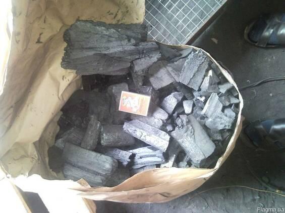 Продам древесный уголь фасованный