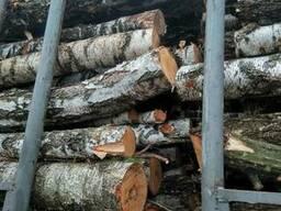 Продам дрова берёзовые с доставкой.