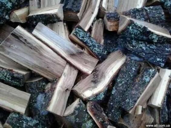 Продам дрова Чурки, бревна колотые дубовые купить Киев дост