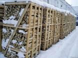 Продам дрова для пиролизных котлов