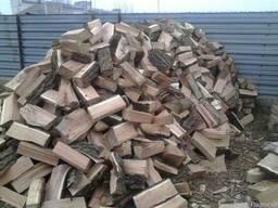 Продам дрова Дуб колотые Харьков.