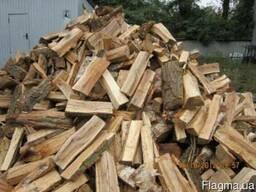 Продам дрова дубові колоті.