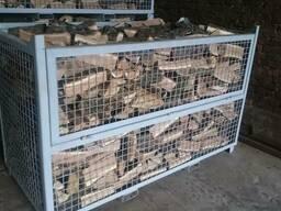 Продам дрова дубовые колотые природной влажности