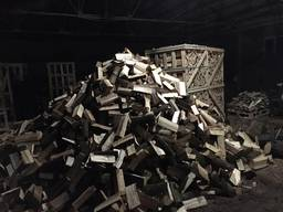 Продам дрова колоті твердих порід