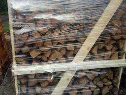Продам дрова колотые (граб, дуб)
