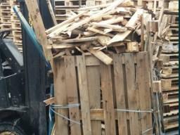 Продам дрова - отходы деревянных поддонов