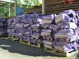 Продам дрова в сетках по 0,016 м. куб.
