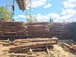 Продам дрова топливные сосновые с доставкой по Киевской обл.