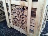 Продам дрова твердых пород дуб ясень клен в ящиках 2RM - фото 2