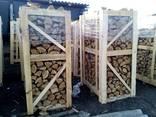 Продам дрова твердых пород дуб ясень клен в ящиках 2RM - фото 5