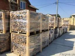 Продам дрова твердых пород колотые и сосновые дрова