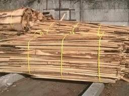 Продам дубовые дрова, обрез шпона, горбыль, обрез продолки,