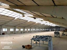 Продам два производственных помещения 3.000 кв. метров.