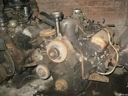 Продам двигатель ГАЗ53 б/у