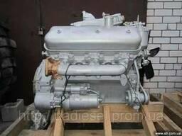 Продам Двигатель ЯМЗ 236 с хранения / новый