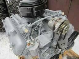 Продам Двигатель ЯМЗ 238М2 (240л. с) нов. с хранения, крашенн