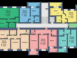 Продам двухкомнатную квартиру в новом доме