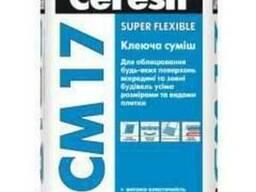Продам эластичную смесь Ceresit СМ-17