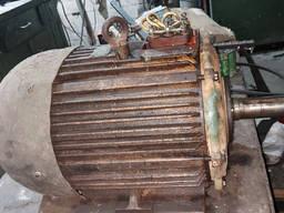 Электродвигатель 4АМ 200 30 кВт/1000 об, 220-380 В