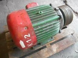 Продам электродвигатель АО2-81-6,F225МО6