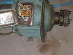 Продам электродвигатель к тельферу 5 тон. . .
