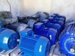 Продам электродвигатели низковольтные.