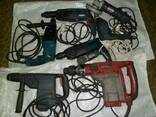 Продам электроинструмет б.у Bosch GBH 4 DFE - фото 1