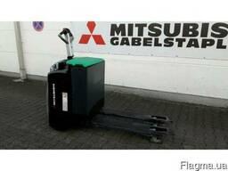 Продам электротележку Mitsubishi PBV20N (№1287)
