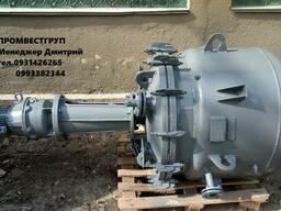 Продам эмалированный реактор 400литров