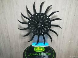 Продам ежи (колеса) ротационной бороны Джон Дир N142664