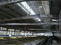 Продам фермы металлические 24 метра