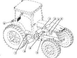 Продам фільтра для трактора Джон Дір 8110, 8210, 8310, 8410