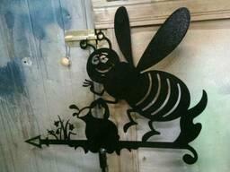 """Продам флюгер """"Пчела"""". - фото 2"""