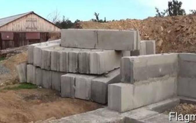 Купить блоки из бетона бу купить раствор бетон красноярск