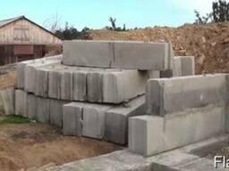 Продам Фундаментные блоки б/у не дорого - фото 3