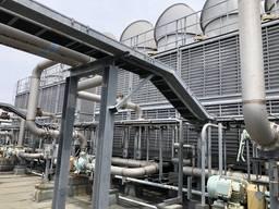 Продам газового двигателя мощностью 5500 кВт x 4 единицы