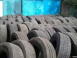 Продам грузовые б/у шины