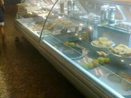 Продам холодильную витрину прилавок РОСС Sorrento 1,7 м б/у