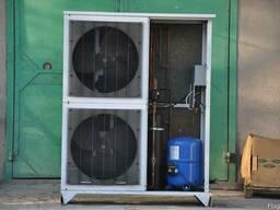 Продам холодильный агрегат на 100 куб б/у