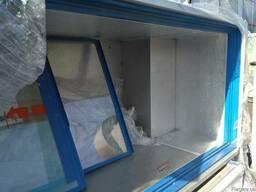 Продам холодильные камеры сухрй глубокой заморозки 800 л бу