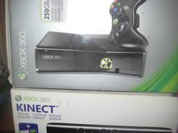 Продам игровую консоль XBOX 360 slim kinect 1439 tp link 460