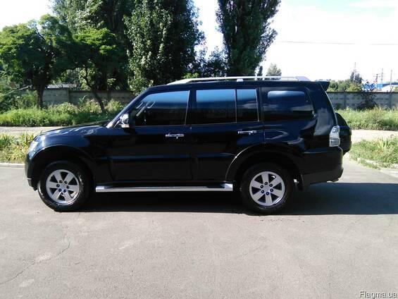 Продам или обмен: авто мицубіші паджеро вагон 12м-2008г\в.
