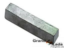Продам индий металлический