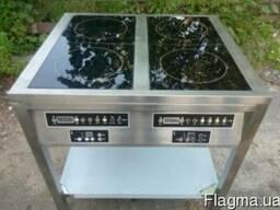 Продам индукционную плиту ИП-4
