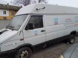Продам мікроавтобус Iveco Daily