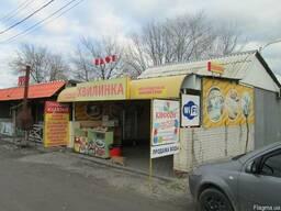 """Продам кафе """"Хвилинка"""" на трассе Харьков - Мелитополь"""